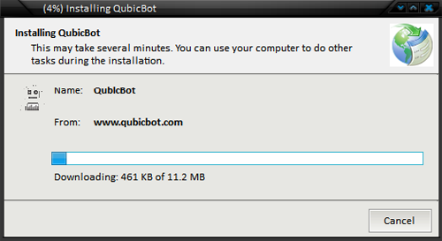 Download QubicBot app - QubicBot, your very own Second Life bot